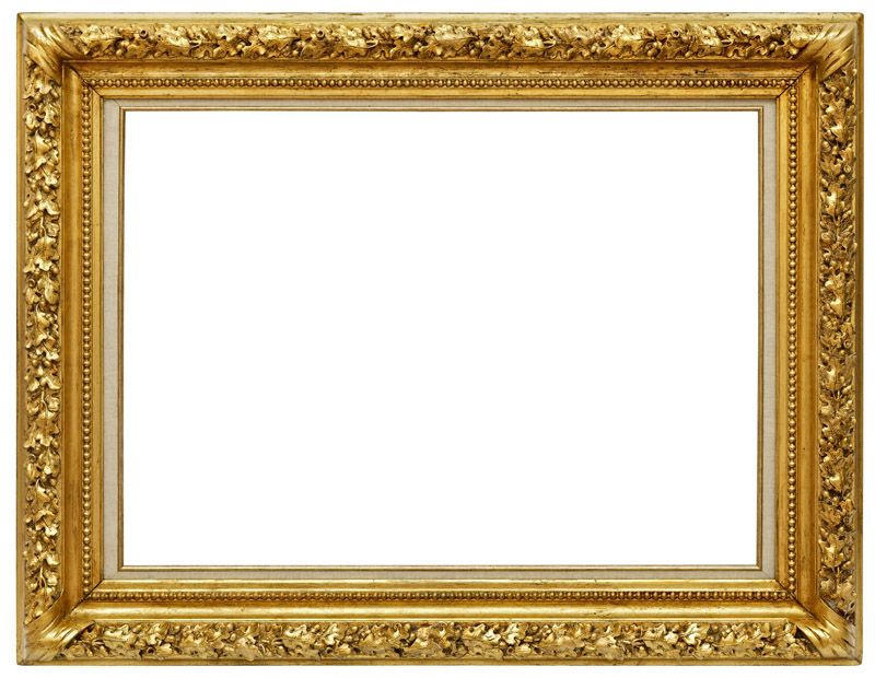 19th century style frame - REF 746