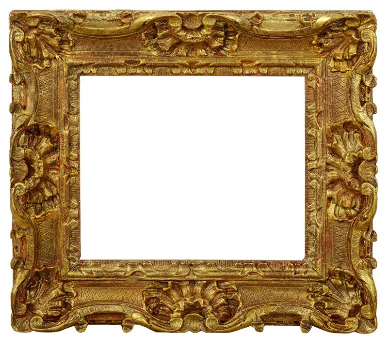 Cadre style Louis XV - 23 x 26,7 - REF-238