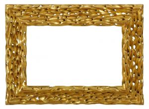 Contemporary style frame - REF G003