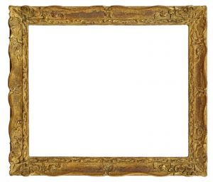 Cadre style Louis XV - 50 x 61,5 - REF-131